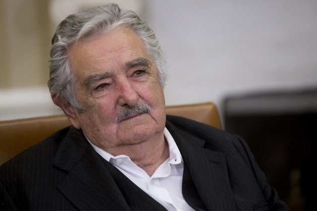 Obama Meets With Uruguay President In Oval Office