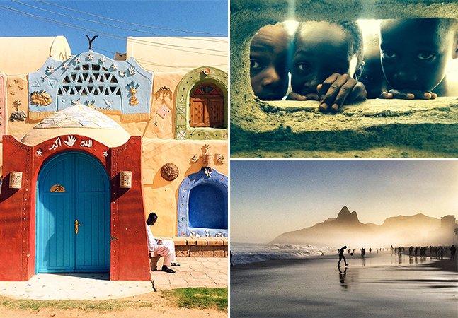 Concurso elege as melhores fotos clicadas com um iPhone ao redor do mundo