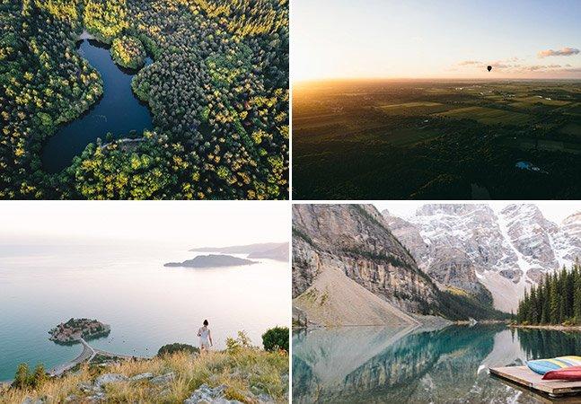 Este engenheiro virou celebridade no Instagram pelas incríveis fotos que tira de suas viagens pelo mundo
