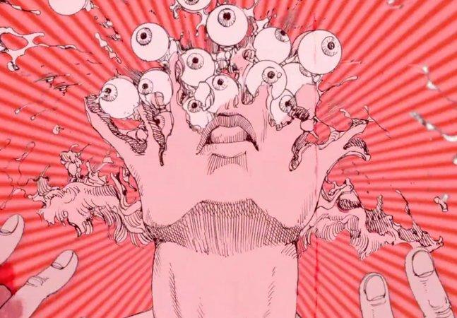 O terror e o erotismo são a grande inspiração do ilustrador japonês Shintaro Kago