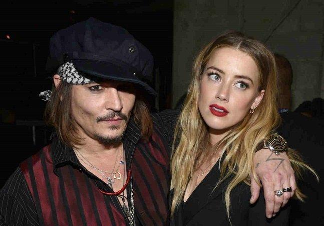 Vídeo mostra Johnny Depp agredindo a (agora ex) mulher
