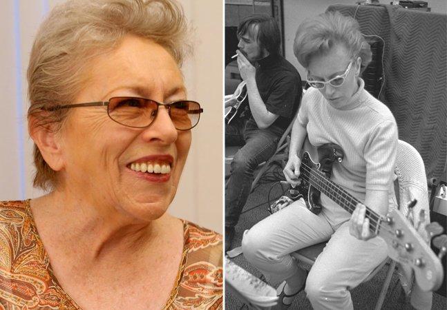 Carol Kaye é uma das maiores baixistas da história da música pop; e você provavelmente nunca ouviu falar dela