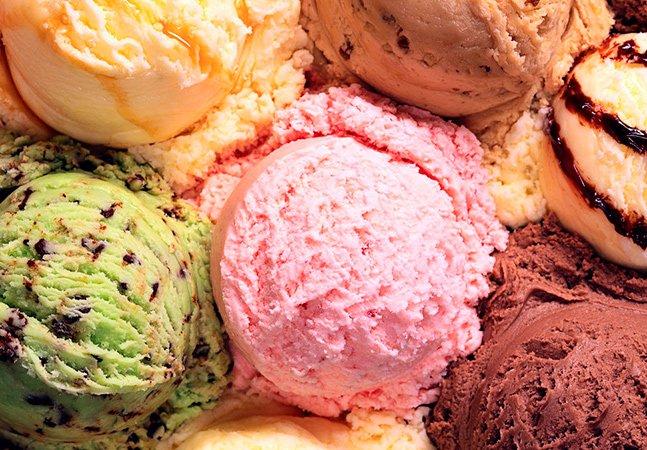 Italiano inventa o que todos estavam esperando: um sorvete que te deixa mais fitness