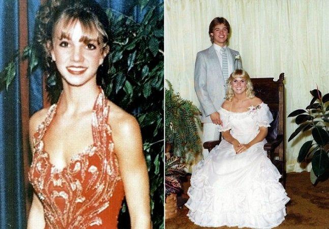 Essas fotos de celebridades em seus bailes de formatura são uma viagem no tempo