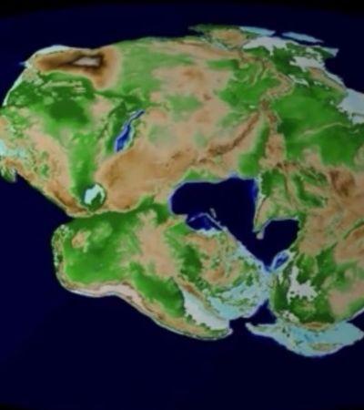 Esta incrível animação prevê como será a Terra em 250 milhões de anos