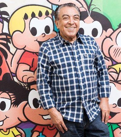 Fãs transformam biografia de Mauricio de Sousa em audiobook em homenagem ao artista