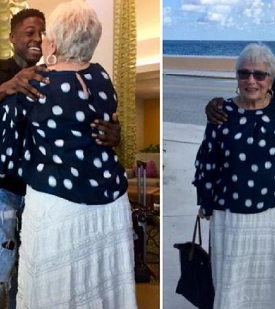 Rapper de 22 anos e vovó de 81 se tornam melhores amigos por conta de um jogo de celular
