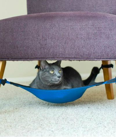 Seleção Hypeness: 15 ideias de móveis criativos para quem tem (e ama!) gatos