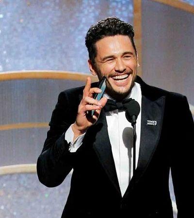 James Franco é acusado de assédio sexual por duas mulheres horas após vencer Globo de Ouro