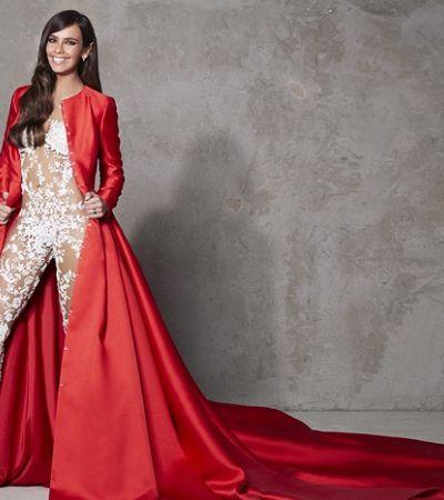 Você usaria? Marca lança vestido de noiva 'invisível' e divide opiniões na internet