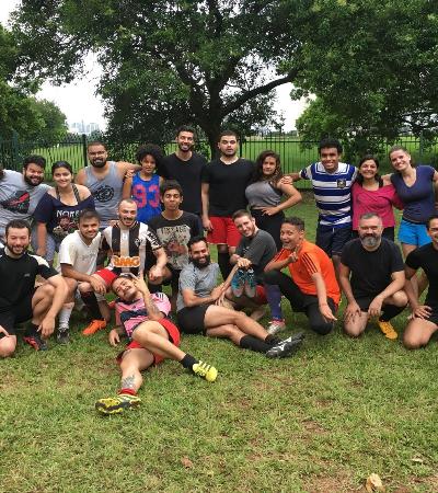 Primeiro time de rugby LGBTQ inclusivo é para todas as orientações sexuais, gêneros e corpos