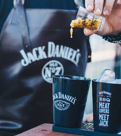Jack Daniel's Barbecue revela a harmonia da bebida com o churrasco tipicamente americano