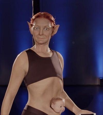 BBC revela como seria o corpo perfeito para vivermos mais e é totalmente assustador