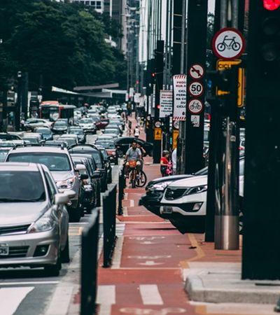 Em SP a bicicleta como meio de transporte pode render economia de R$ 870 milhões, diz estudo