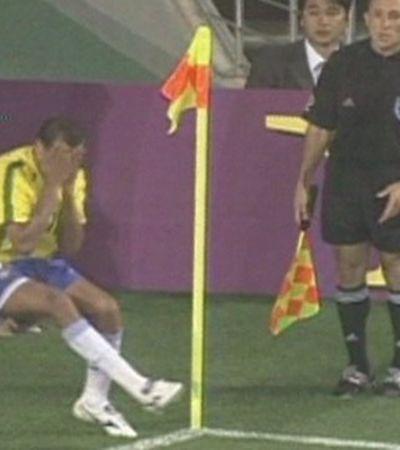 Rivaldo mandou um papo reto pro Neymar no Facebook