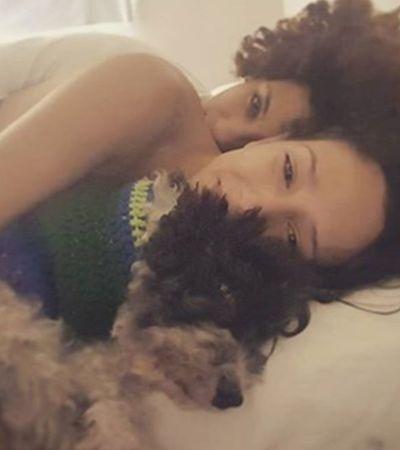Companheira de Marielle lamenta a morte do cãozinho do casal: '2018 me tirou tudo'