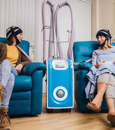 Como sistema de resfriamento de cerveja está ajudando pacientes na quimioterapia