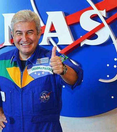 'Não se deve misturar ciência com religião': Marcos Pontes responde vídeo de Damares
