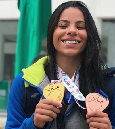 Linchada por imprensa e 'haters' por transar nas Olimpíadas, saltadora brasileira conta sua versão ao UOL