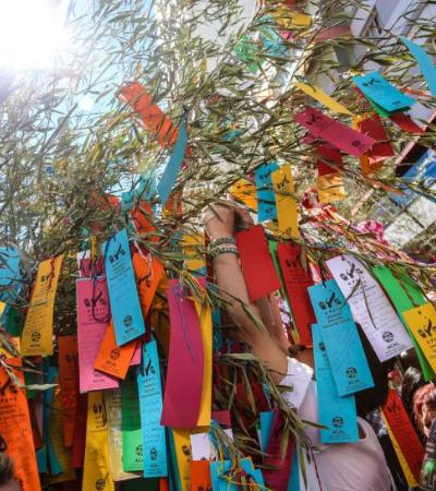 Tanabata Matsuri: Festival das Estrelas acontece em julho na Liberdade