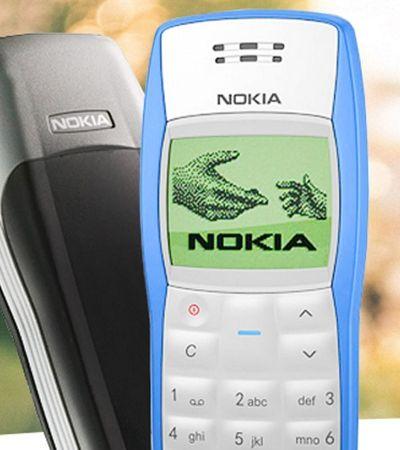 Nokia brilha no Top 10 de celulares mais vendidos de todos os tempos