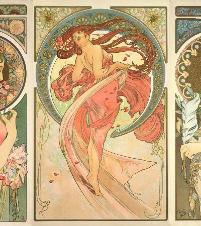 Alphonse Mucha: ícone da Art Nouveau ganha mostra inédita no Brasil
