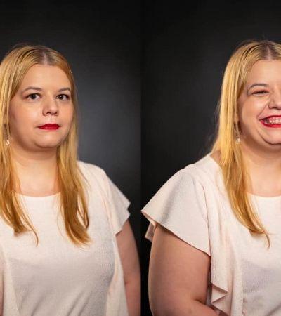 9 pessoas foram fotografadas antes e depois de ver a pessoa amada e o resultado fala por si