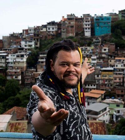 Babu Santana desabafa no BBB sobre falta de chances por racismo no meio artístico