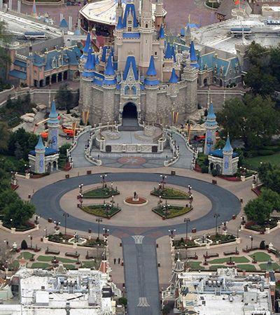 Disney, fechada por coronavírus, vai doar comida para restaurantes populares