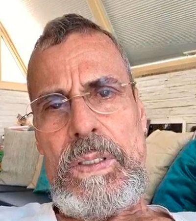 Com coronavírus, Carlinhos de Jesus é internado por dificuldade de respirar