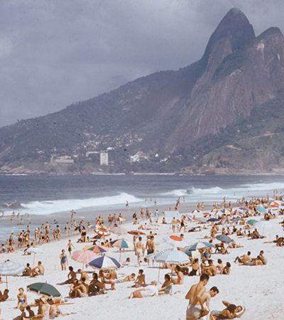 Ensaio fotográfico mostra a vida em cores no Rio de Janeiro e no Brasil dos anos 1950