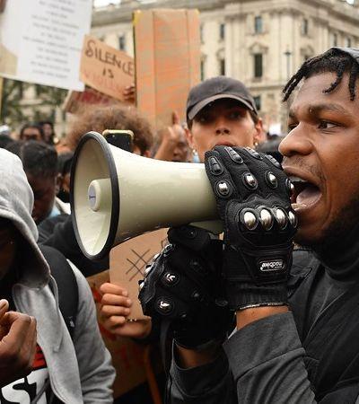 Fala de estrela de 'Star Wars' em protesto por vidas negras mostra o que é engajamento político