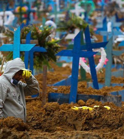 A omissão do número de mortos por coronavírus ataca famílias e a liberdade democrática