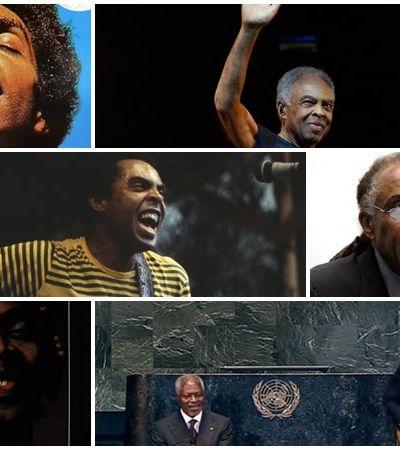 As 2222 vanguardas de Gilberto Gil: 78 anos de quem sempre esteve à frente de seu tempo