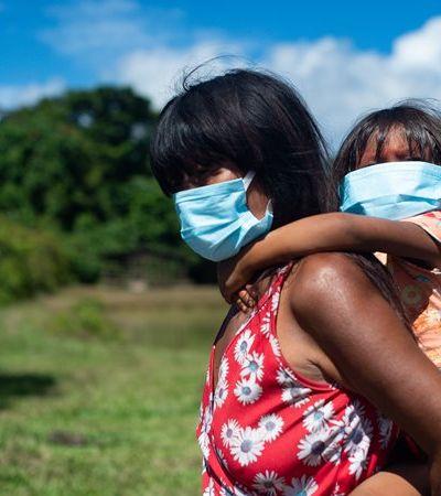 Governo tem que tirar garimpeiros de terras yanomami em 15 dias para começar a enfrentar covid-19 em áreas indígenas