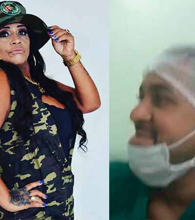 Eletricista investigado por morte de funkeira é acusado de fazer cirurgias plásticas em clínica