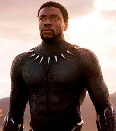 'Pantera Negra': fãs mirins celebram Chadwick Boseman e exaltam representatividade negra