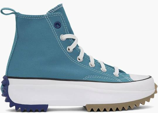 Converse Run Star Hike Hi Rapid Teal hype clothinga