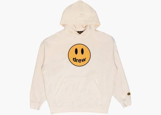Drew House Mascot Hoodie cream