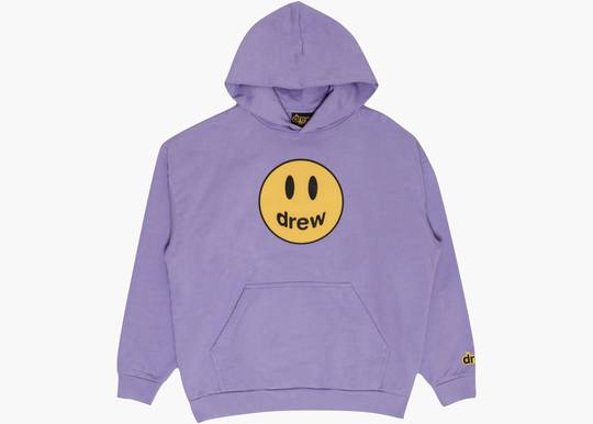 Drew House Mascot Hoodie lavender