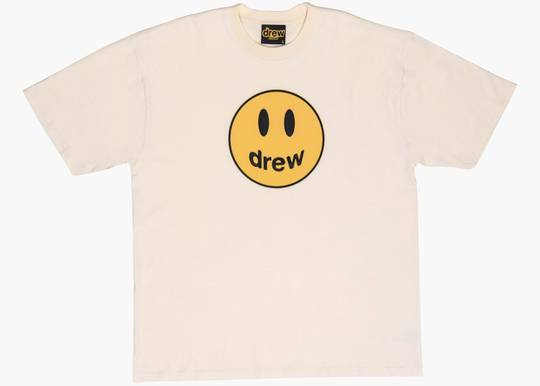 Drew House Mascot ss tee cream