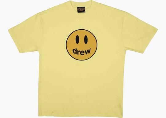 Drew House Mascot ss tee light yellow