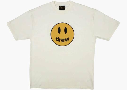 Drew House Mascot ss tee off white