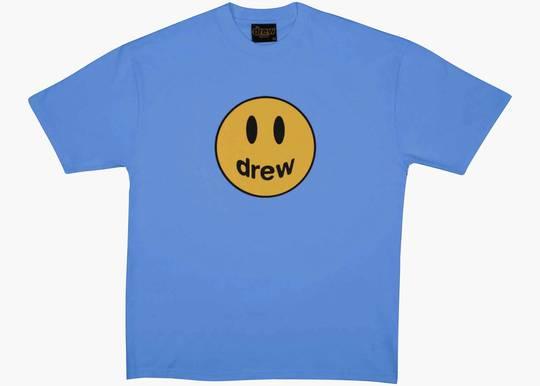 Drew House Mascot ss tee sky blue