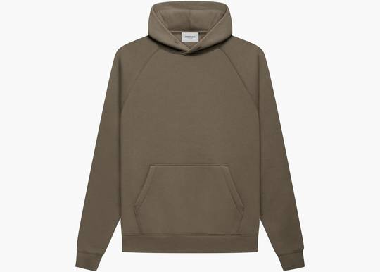 Fear of God Essentials Pullover Hoodie Harvest