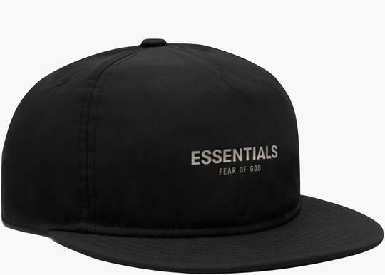 Fear of God Essentials RC 950 Cap Black