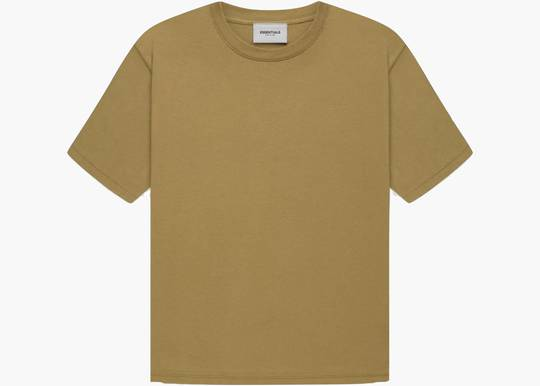 Fear of God Essentials T-shirt Amber