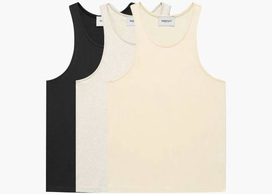 Fear of God Essentials Tank (3-Pack)