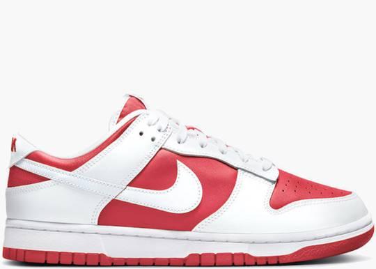 La Nike Dunk Low University Red 2021