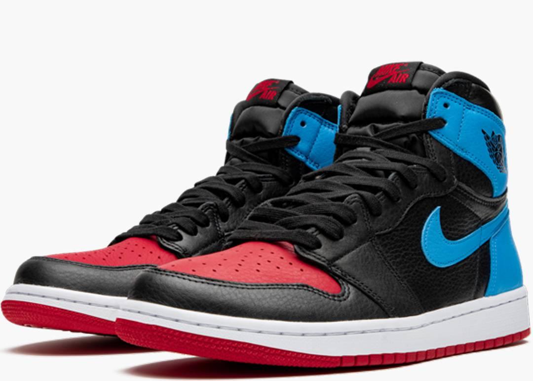 Nike Air Jordan 1 Retro High Unc Chicago
